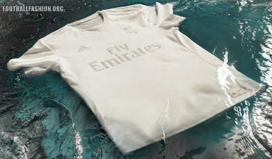 Real Madrid adidas x Parley 2016 2017 Home Soccer Jersey, Football Kit, Soccer Jersey, Camiseta de Futbol
