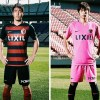 Kashima Antlers 2017 Nike Home and Away Football Kit, Soccer Jersey, Shirt