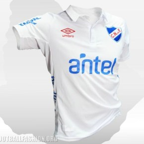 Club Nacional 2017 Umbro Home Football Kit, Soccer Jersey, Shirt, Camiseta de Futbol