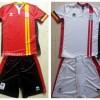 Uganda 2017 Africa Cup of Nations Errea Football Kit, Soccer Jersey, Shirt