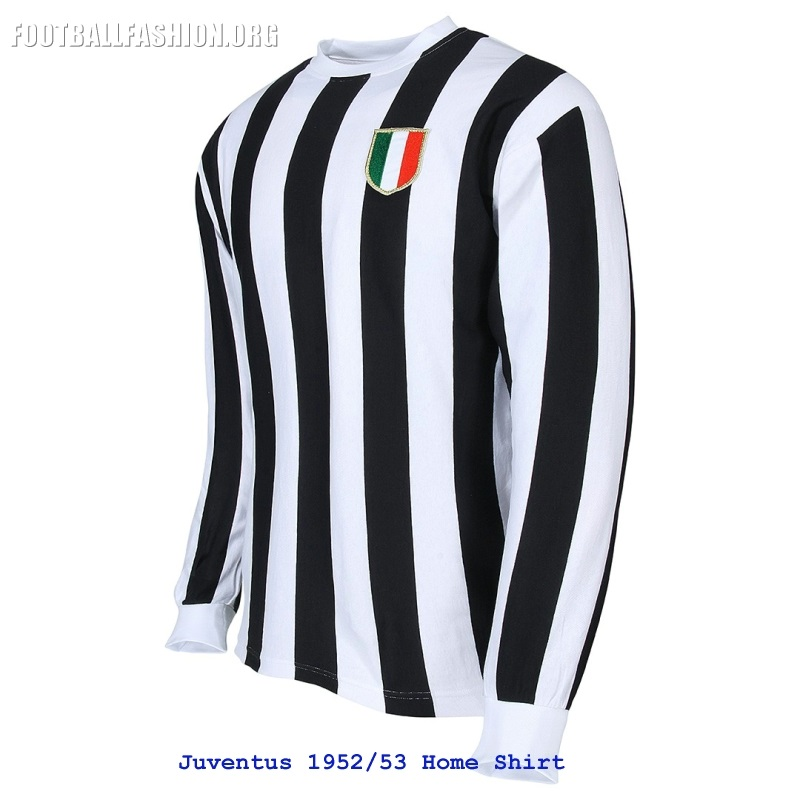 newest 3ce73 96766 Juventus 2017 Retro Kit Collection - FOOTBALL FASHION.ORG