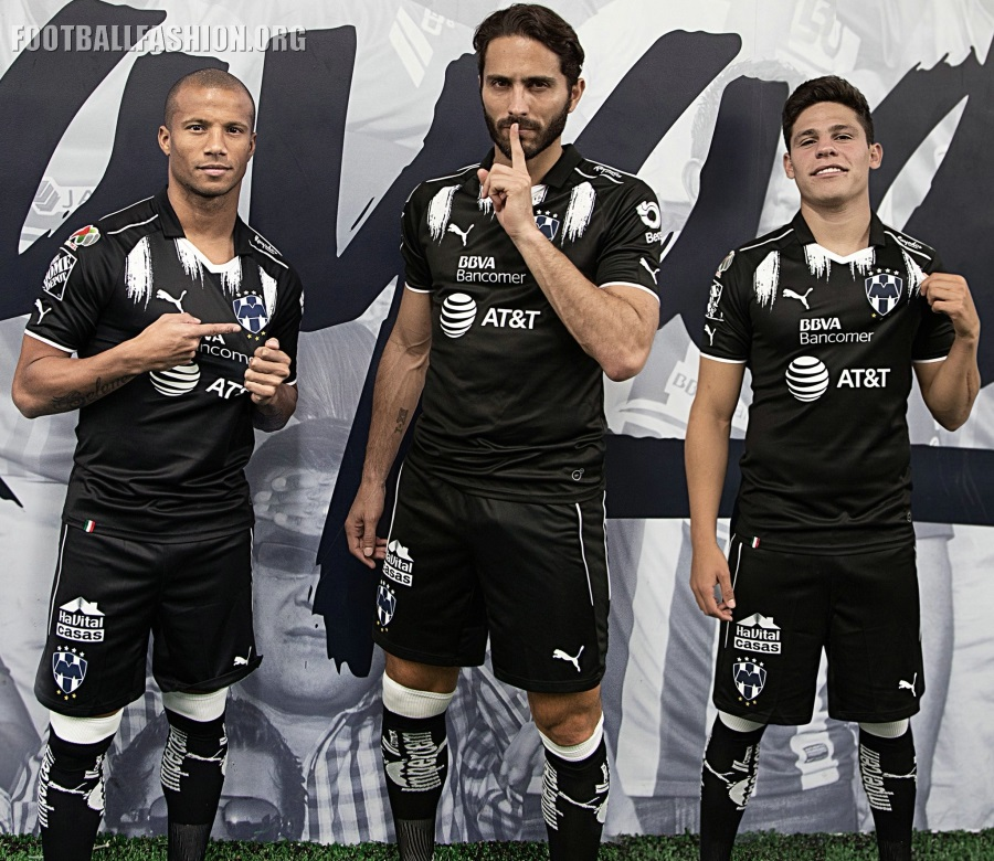 Rayados de Monterrey 2017 PUMA Third Kit – FOOTBALL FASHION.ORG 25fb550b84b81
