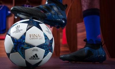 adidas Unveils the 2017 UEFA Champions League Final Officical Match Ball