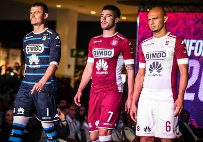 dd199d1b54a Deportivo Saprissa 2017 Kappa Home and Away Kits - FOOTBALL FASHION.ORG