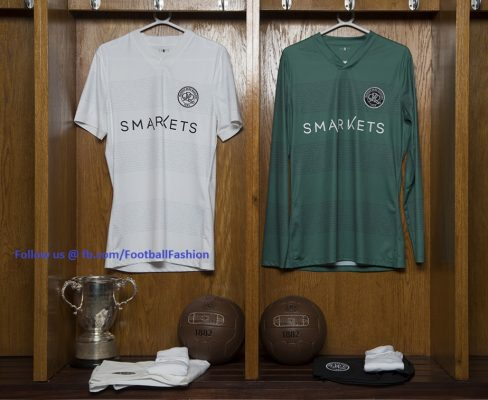 QPR League Cup 50th Anniversary Commemorative Football Kit, Soccer Jersey, Shirt