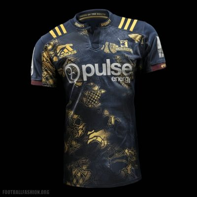 adidas 2017 NZ Lions Series Special Edition Super Rugby Kit, Jersey, Shirt