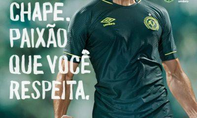 Chapecoense 2017 Copa Libertadores Umbro Football Kit, Soccer Jersey, Shirt, Camisa, Camiseta, Mailloy, Trikot, Equipacion