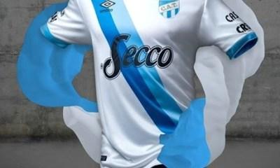 Atlético Tucumán 2017 Umbro Third Football Kit, Soccer Jersey, Shirt, Camiseta de Futbol