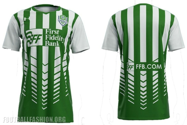05740aa72 OKC Energy FC 2017 Under Armour Jerseys - FOOTBALL FASHION.ORG