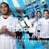 Olympique de Marseille 2017 2018 adidas Home, Away and Third Football Kit, Soccer Jersey, Shirt, Maillot, Camisa, Trikot, Camiseta