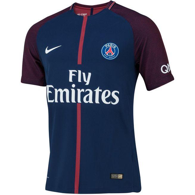 paris saint germain 2017 18 nike home kit football fashion org