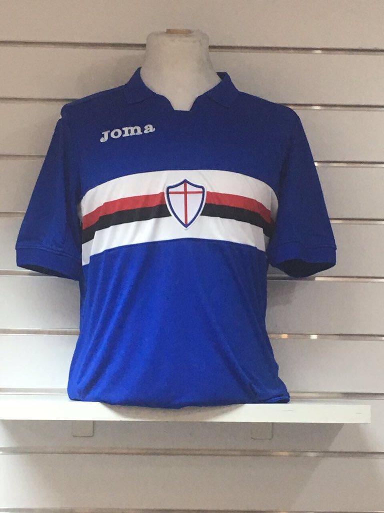 Maglia Home Sampdoria gara