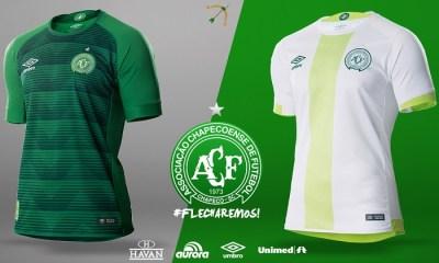 Chapecoense 2017 2018 Serie A Umbro Football Kit, Soccer Jersey, Shirt, Camisa, Camiseta, Maillot, Trikot, Equipacion