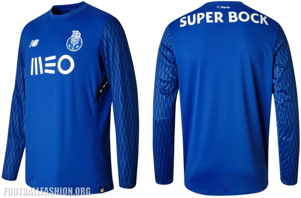 check out c8307 f54fd FC Porto 2017/18 New Balance Away Kit - FOOTBALL FASHION.ORG