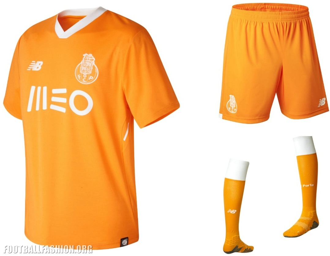 a37cd3c7f FC Porto 2017 18 New Balance Away Kit - FOOTBALL FASHION.ORG
