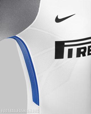 Inter Milan 2017 2018 Nike Away Football Kit, Soccer Jersey, Shirt, Maglia, Gara, Camiseta, Camisa, Maillot, Trikot