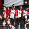 Southampton FC 2017 2018 Under Armour Home and Away Football Kit, Soccer Jersey, Shirt, Camiseta, Maillot, Trikot, Camisa