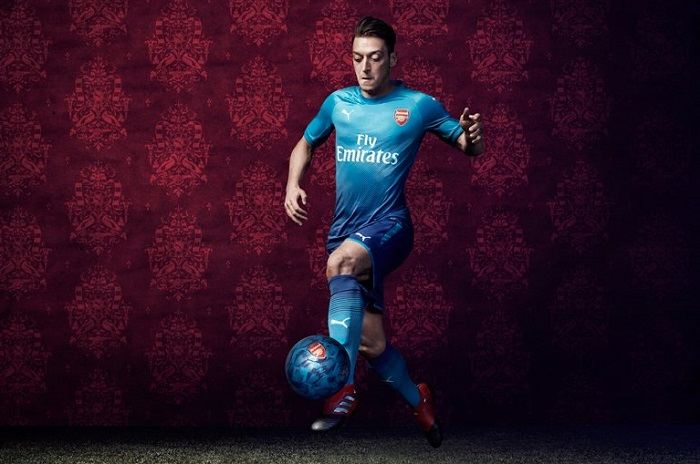 Arsenal FC 2017/18 PUMA Away Kit – FOOTBALL FASHION.ORG