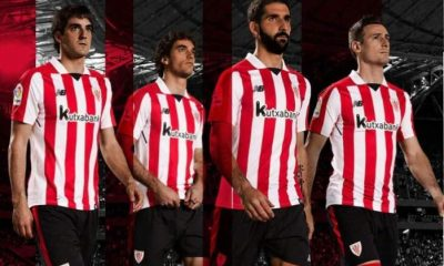Athletic Club de Bilbao 2017 2018 Football Kit, Soccer Jersey, Shirt, Camiseta de Futbol, Equipcaion, Kamiseta