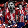 Atlético Madrid 2017 2018 Nike Home and Away Football Kit, Soccer Jersey, Shirt, Camiseta de Futbol, Equipacion, Maillot, Trikot