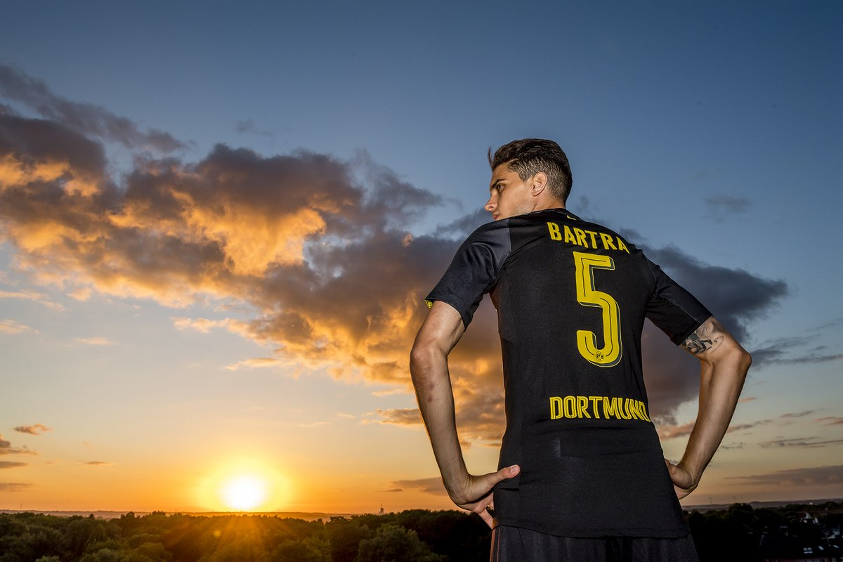 Borussia Dortmund s 17 18 away jersey will be available at World Soccer  Shop 79c605555