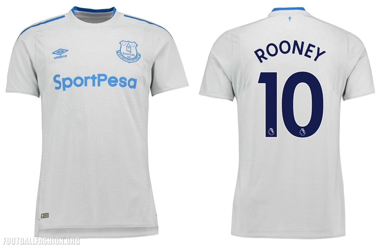 9f572f16e Everton FC 2017 18 Umbro Away Kit – FOOTBALL FASHION.ORG