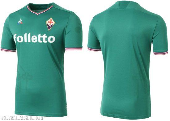 ACF Fiorentina 2017 2018 le coq sportif Football Kit, Soccer Jersey, Shirt, Gara, Maglia, Camiseta