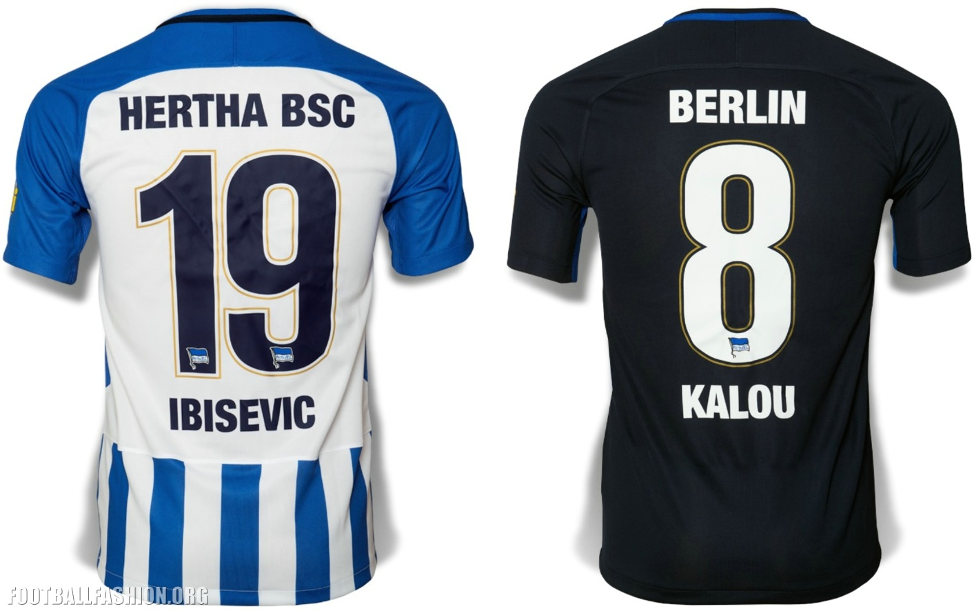Hertha Berlin 2017 2018 Nike Home 5691c21e0