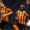 Hull City AFC 2017 2018 Umbro Home Football Kit, Soccer Jersey, Shirt