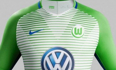 VfL Wolfsburg 2017 2018 Nike Home, Away and Third Football Kit, Soccer Jersey, Shirt, Trikot, Heimtrikot, Auswärtstrikot