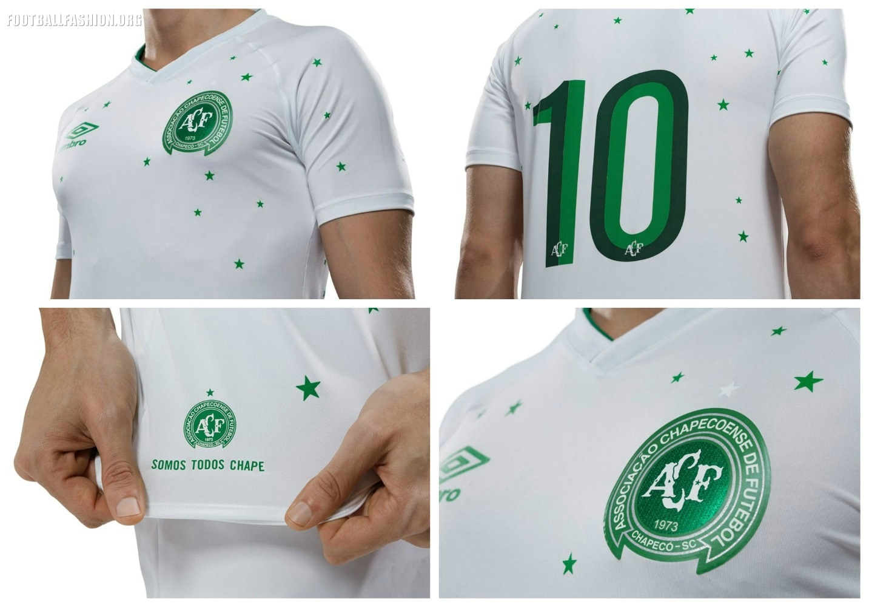 0cd67fa9c5a Chapecoense 2017 2018 Serie A Umbro Special Edition Football Kit, Soccer  Jersey, Shirt,