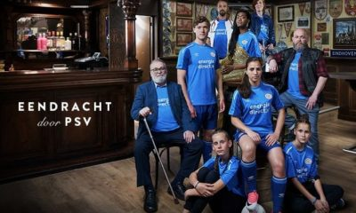 PSV Eindhoven 2017 2018 Umbro Away Football Kit, Soccer Jersey, Shirt, 3e Shirt, Tenue