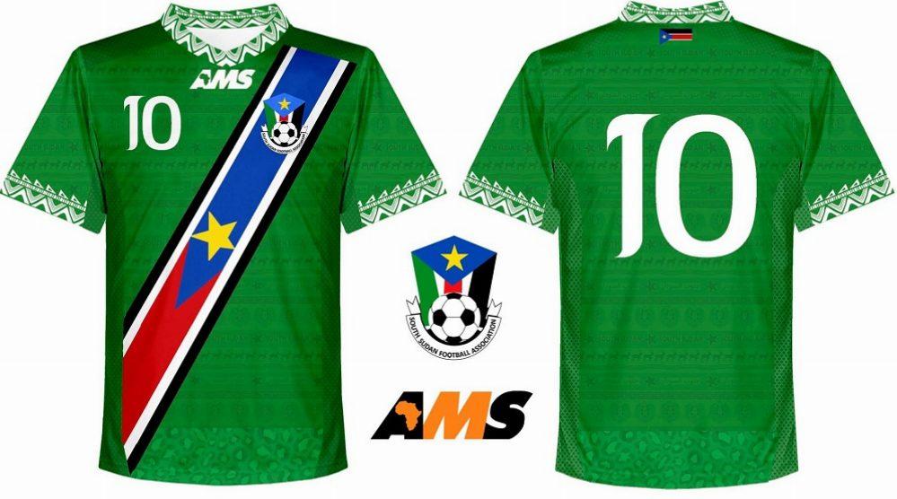 South Sudan 2017 18 Ams Away Kit Football Fashion Org