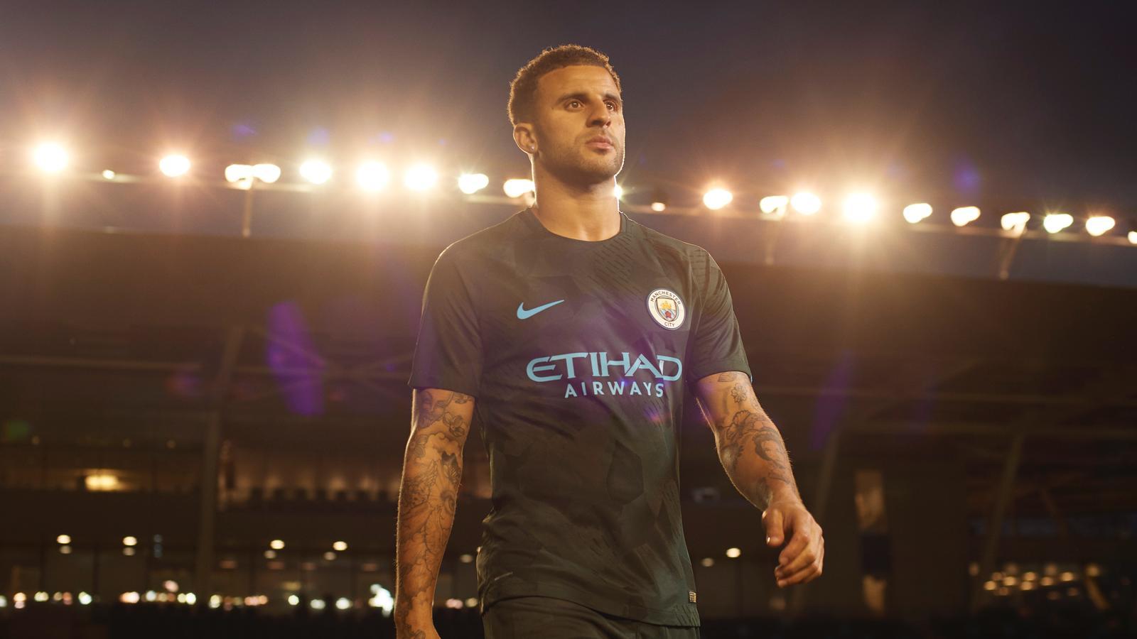 Manchester City Ucl Home Stadium Shirt