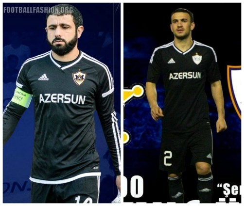 Qarabağ FK 2017 2018 adidas Home, Away and Third Football Kit, Soccer Jersey, Shirt, Camiseta, Gara, Maglia, Equipacion