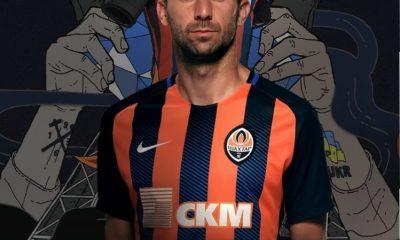 FC Shakhtar Donetsk 2017 2018 Nike Home and Away Football Kit, Soccer Jersey, Shirt, Camisa