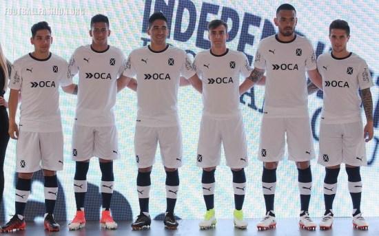 Club Atlético Independiente 2017 2018 PUMA Football Kit, Soccer Jersey, Shirt, Camiseta de Futbol, Equipacion