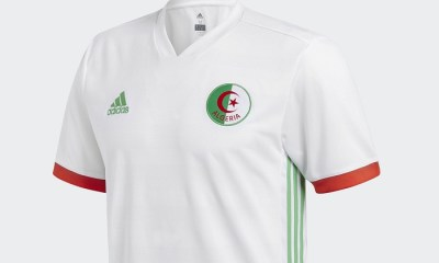 Algeria 2018 2019 adidas Home Football Kit, Soccer Jersey, Shirt, Maillot
