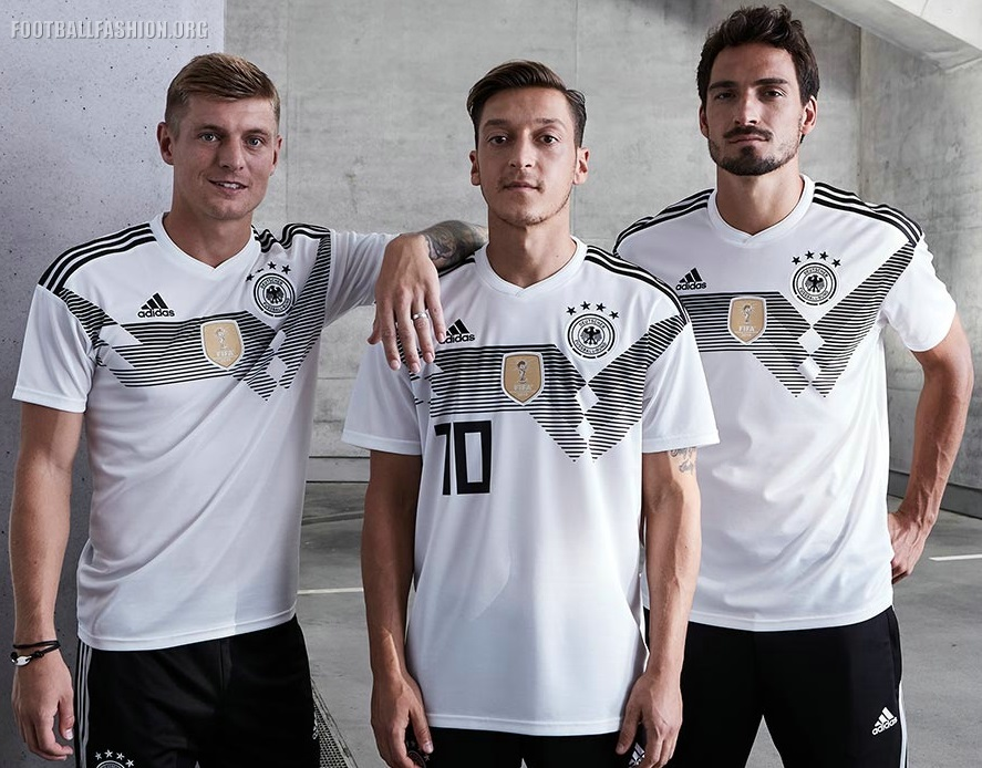Germany 2018 World Cup adidas Home Kit - FOOTBALL FASHION