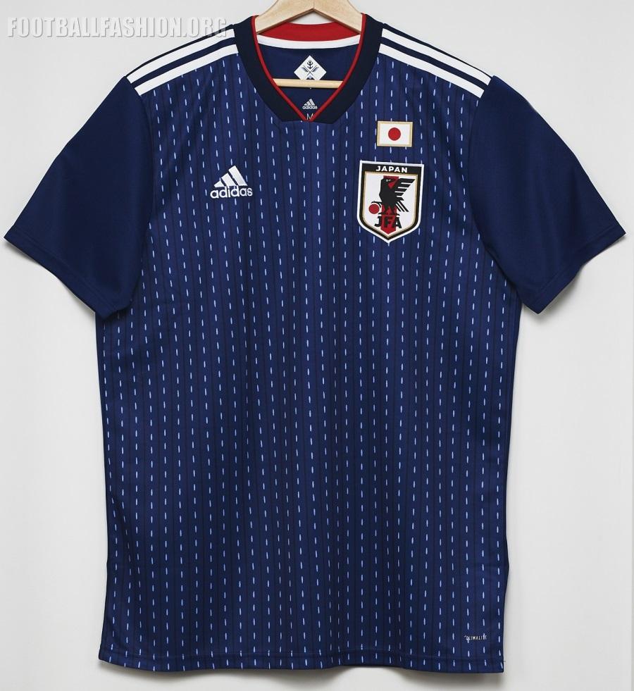 4385b10abdf Japan 2018 World Cup adidas Home Soccer Jersey, Shirt, Football Kit,  Camiseta de