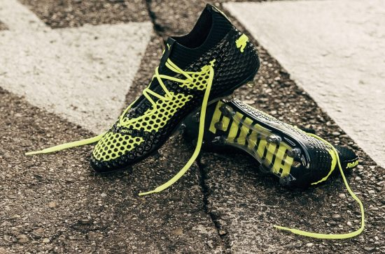 PUMA Launches FUTURE 18.1 Soccer Football Boot