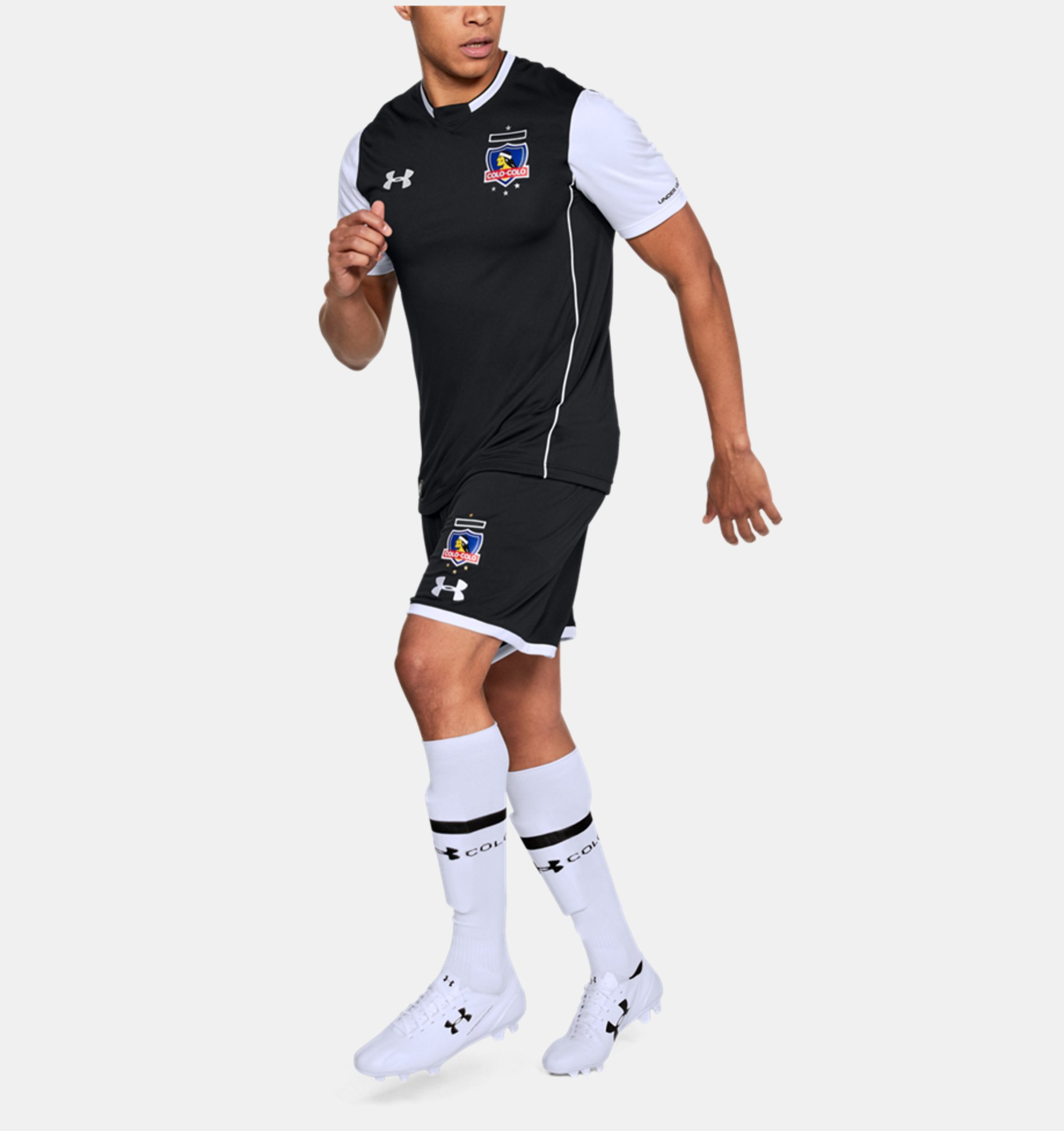 the best attitude 04445 03dfd Colo-Colo 2018 Under Armour Away Kit - FOOTBALL FASHION.ORG
