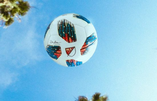 adidas and Major League Soccer Reveal the 2018 Official Match Ball