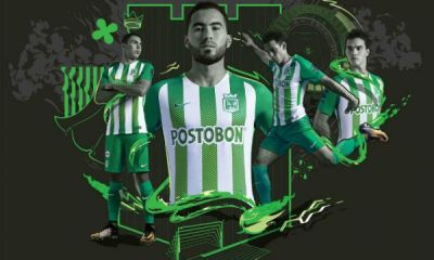 Atlético Nacional 2018 Nike Home and Away Football Kit, Soccer Jersey, Shirt, Camiseta de Futbol