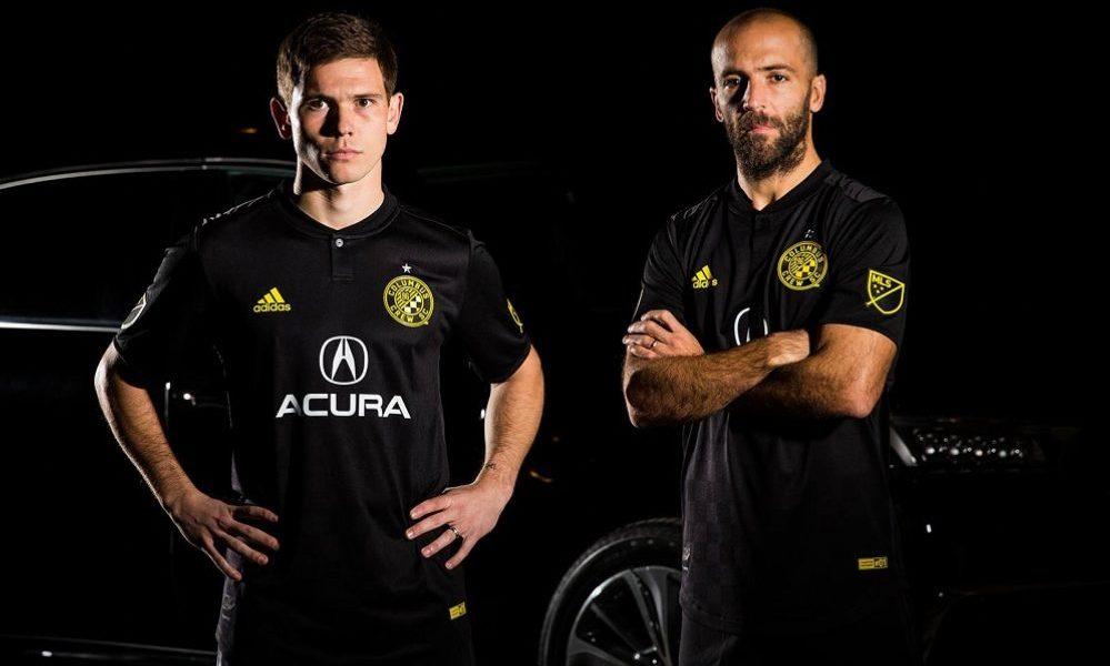 090dcc1f7f4 Columbus Crew 2018 adidas Away Jersey - Football Fashion