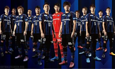 Gamba Osaka 2018 Umbro Home and Away Football Kit, Soccer Jersey, Shirt