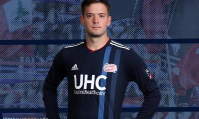 New England Revolution 2018 2019 adidas Home Soccer Jersey, Football Kit, Shirt, Camiseta de Futbol