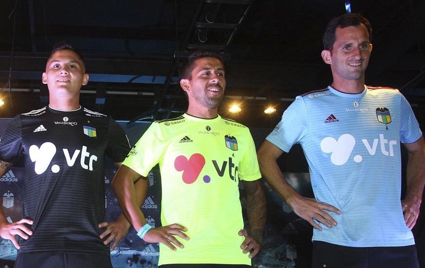 O Higgins Fc 2018 Adidas Home And Away Kits Football Fashion Org