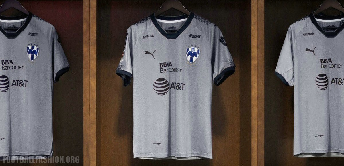 Rayados de Monterrey 2018 PUMA Third Kit – FOOTBALL FASHION.ORG 51bc6f1e2fe66
