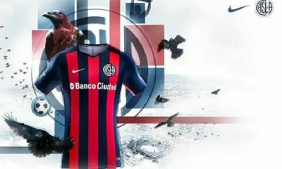San Lorenzo 2018 Nike Home and Away Football Kit, Soccer Jersey, Shirt, Camiseta de Futbol